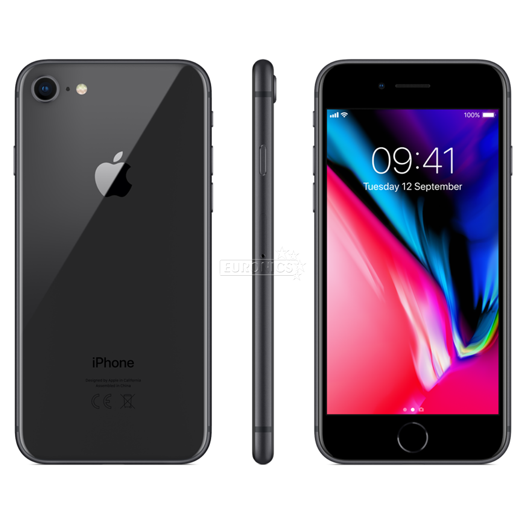 Apple iPhone 8 (64 GB), MQ6G2ET/A
